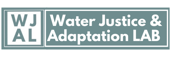 WATER JUSTICE AND ADAPTATION
